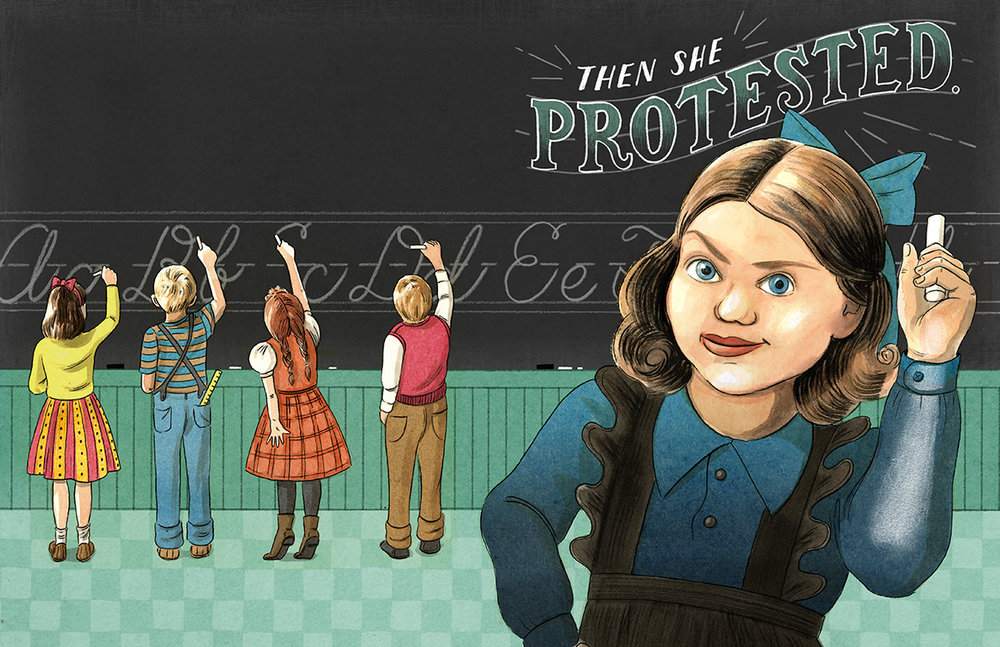 celebrate-picture-books-picture-book-review-i-dissent-in-the-left-handed