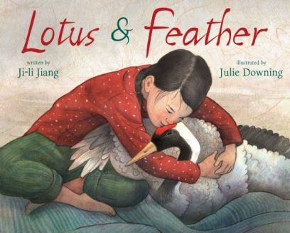 celebrate-picture-books-picture-book-review-lotus-and-feathers-cover