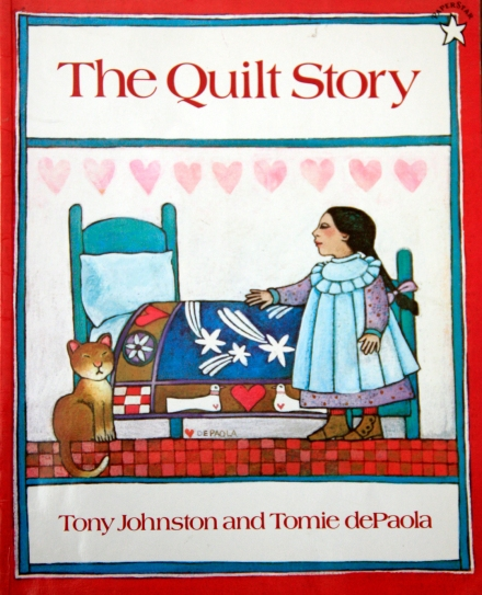 celebrate-picture-books-picture-book-review-the-quilt-story-cover