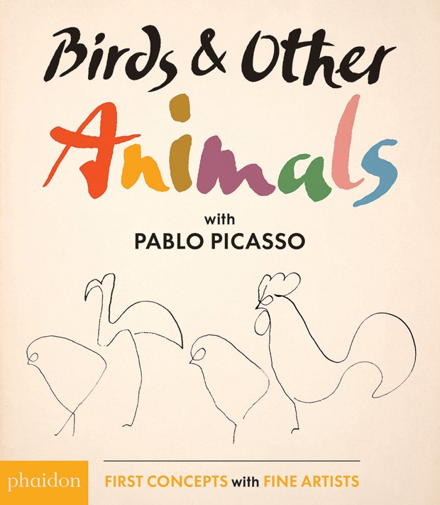celebrate-picture-books-picture-book-review-birds-&-other-animals-with-pablo-picasso-cover