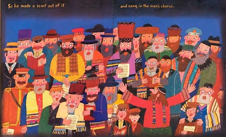 celebrate-picture-books-picture-book-review-joseph-had-a-little-overcoat-men's-chorus