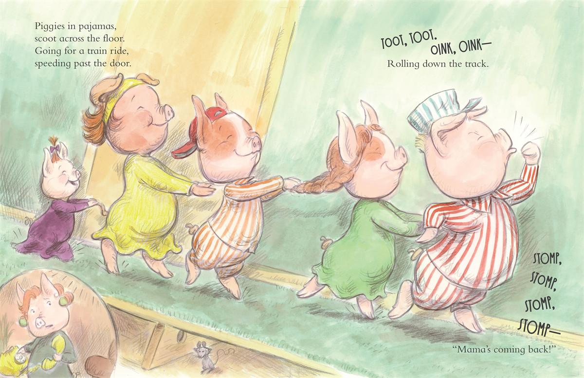 celebrate-picture-books-picture-book-review-piggies-in-pajamas-parade