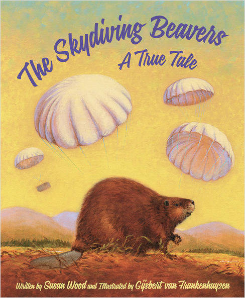 celebrate-picture-books-picture-book-review-the-skydiving-beavers-cover