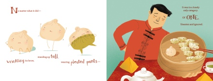 celebrate-picture-books-picture-book-review-the-ugly-dumpling-trying-to-fit-in