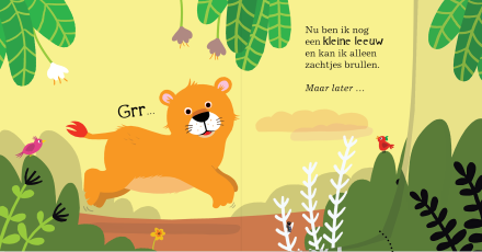 celebrate-picture-books-picture-book-review-when-I-Grow-Up-lion-cub