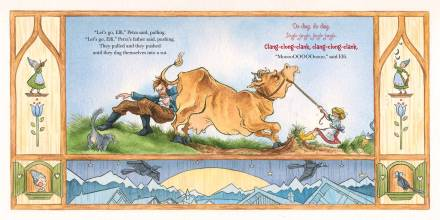 celebrate-picture-books-picture-book-review-a-symphony-of-cowbells-stubborn-elfi