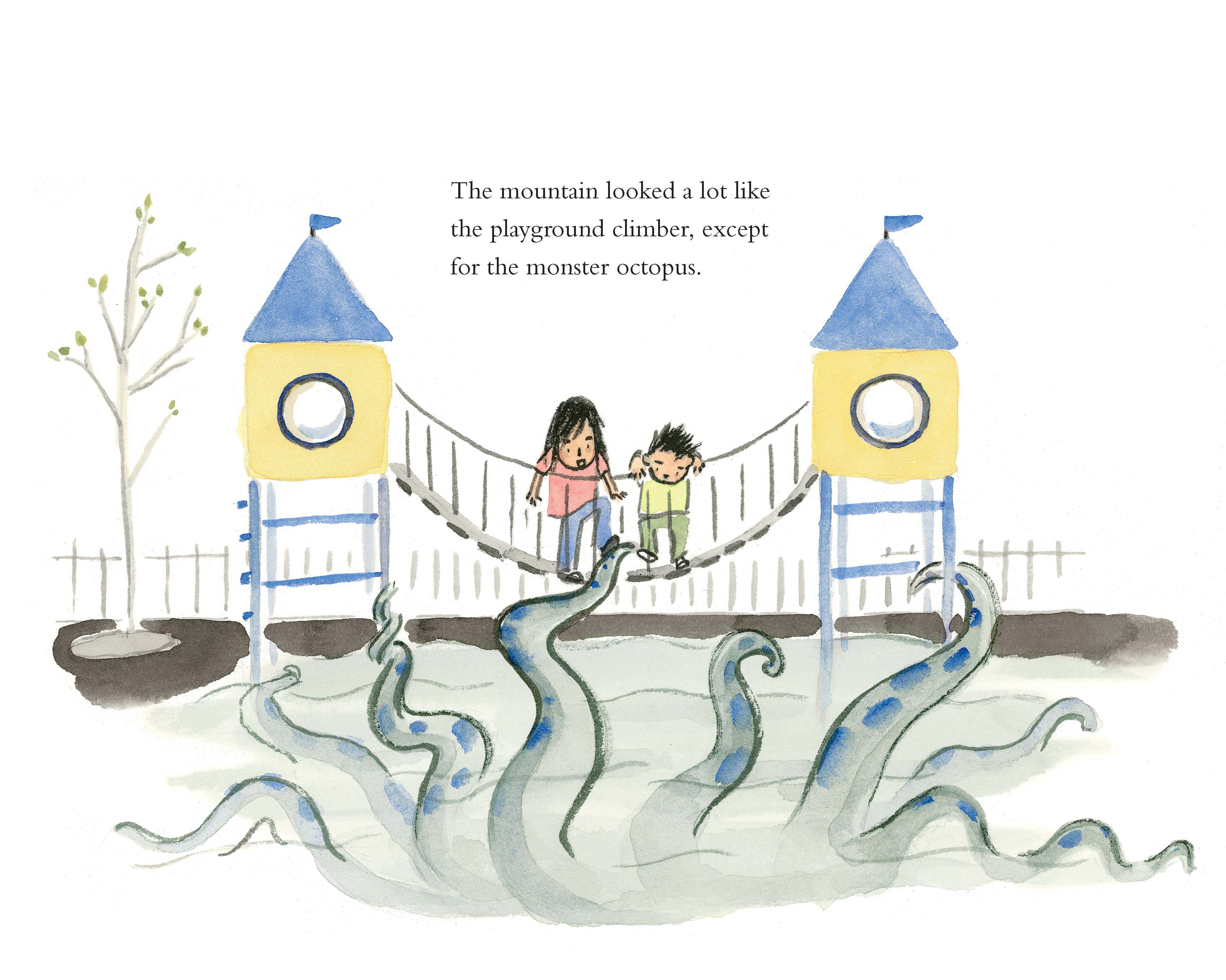celebrate-picture-books-picture-book-review-harry-and-clare's-amazing-staycation-playground