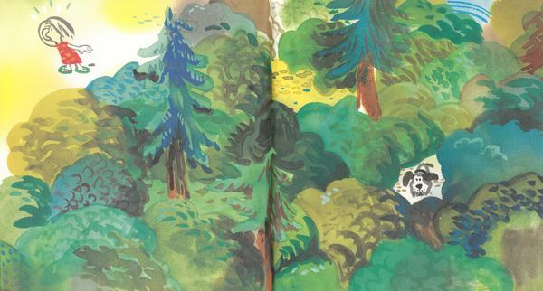 celebrate-picture-books-picture-book-review-daisy-gets-lost-forest