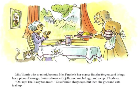 celebrate-picture-books-picture-book-review-miss-fannie's-hat-breakfast
