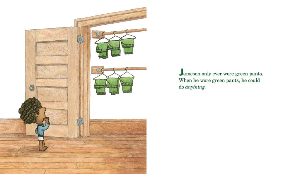 celebrate-picture-books-picture-book-review-green-pants-closet