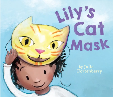 celebrate-picture-books-picture-book-review-lily's-cat-mask-cover