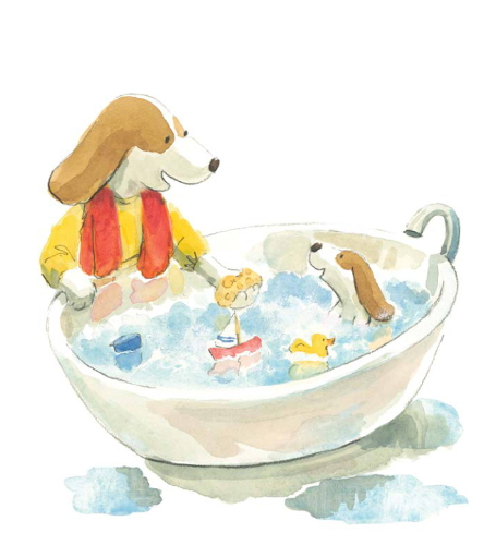 celebrate-picture-books-picture-book-review-the-best-part-of-daddy's-day-bath