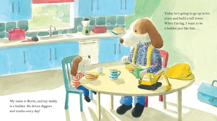celebrate-picture-books-picture-book-review-the-best-part-of-daddy's-day-breakfast