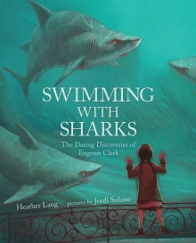 celebrate-picture-books-picture-book-review-swimming-with-sharks-cover