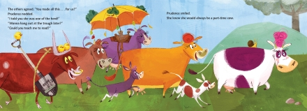 celebrate-picture-books-pciture-book-review-prudence-the-part-time-cow-happy-animals