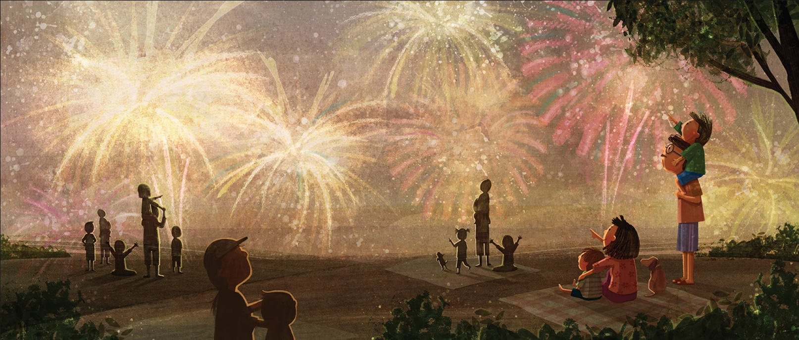 celebrate-picture-books-picture-book-review-and-then-comes-summer-fireworks