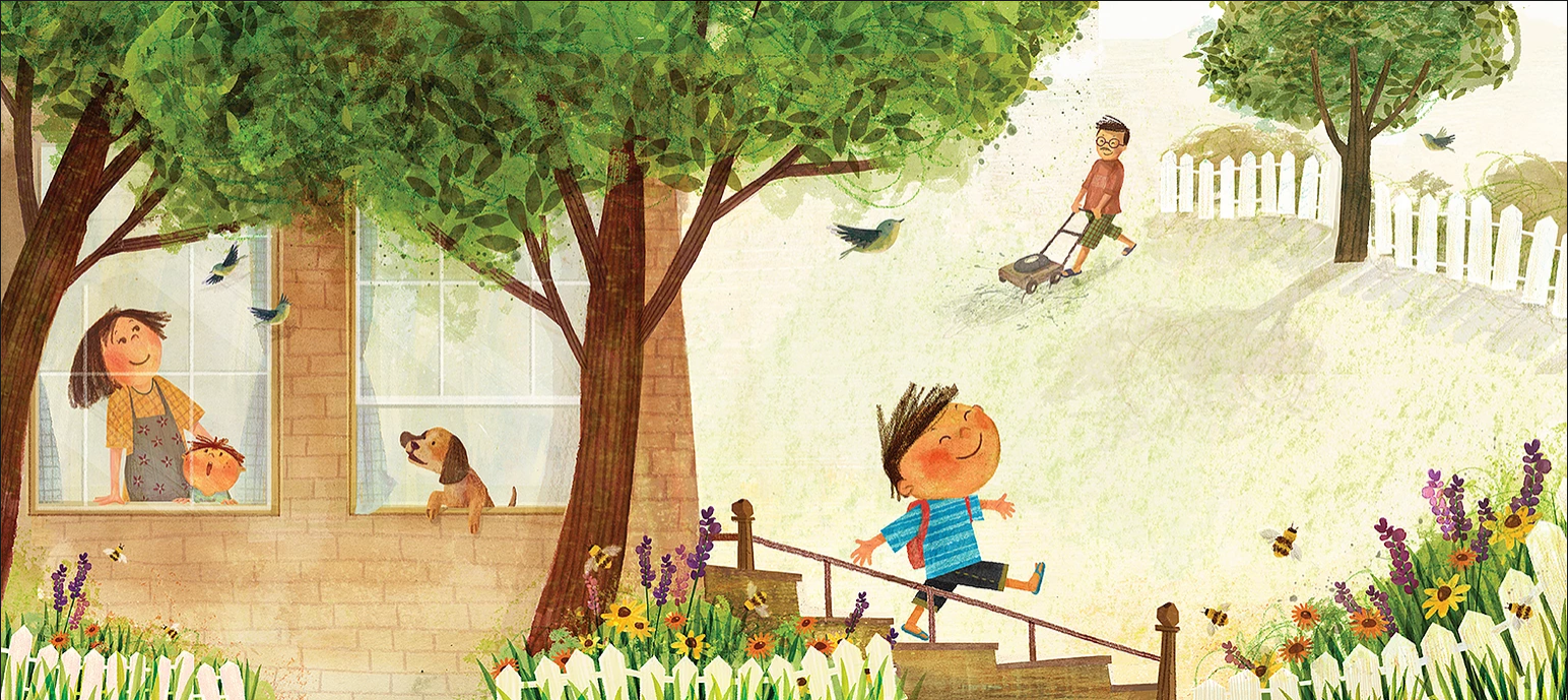 celebrate-picture-books-picture-book-review-and-then-comes-summer-flip-flops