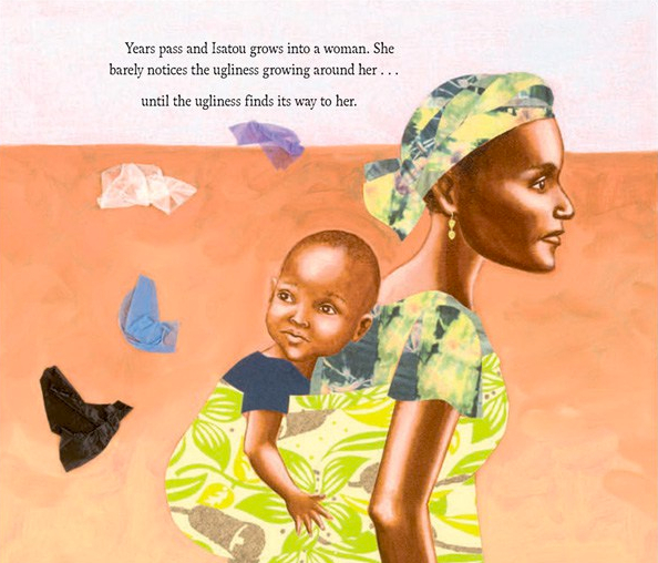 celebrate-picture-books-picture-book-review-one-plastic-bag-Isatou-grown