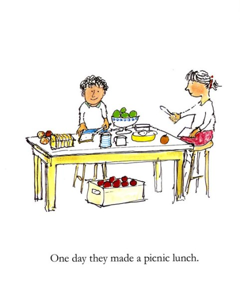 celebrate-picture-books-picture-book-review-picnic-making-a-lunch