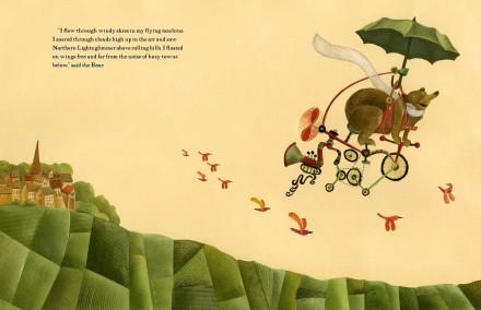 celebrate-picture-books-picture-book-review-the-green-umbrella-bear