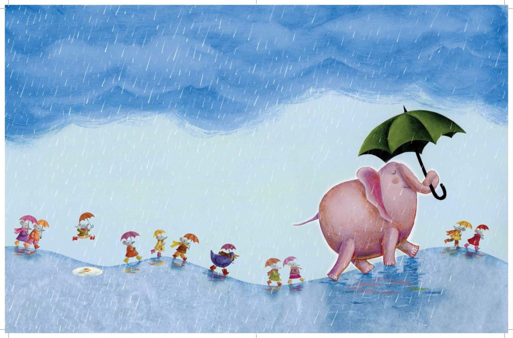 celebrate-picture-books-picture-book-review-the-green-umbrella-followers