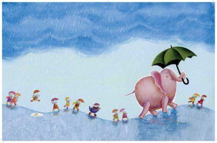 celebrate-picture-books-picture-book-review-the-green-umbrella-followers