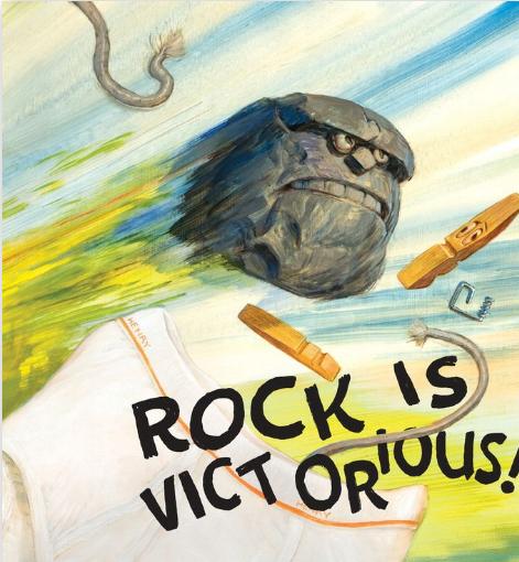 celebrate-picture-books-picture-book-review-the-legend-of-rock-paper-scissors-rock-battle