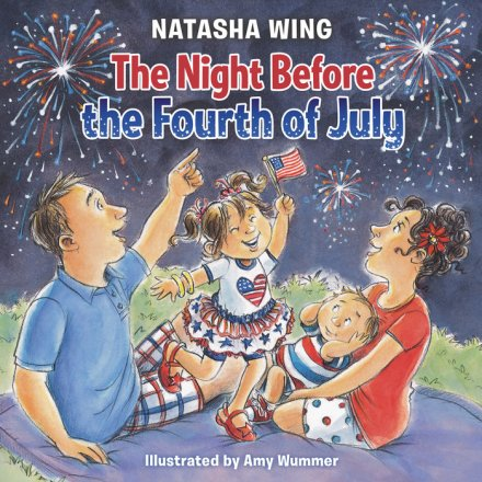 celebrate-picture-books-picture-book-review-the-night-before-the-fourth-of-July-cover