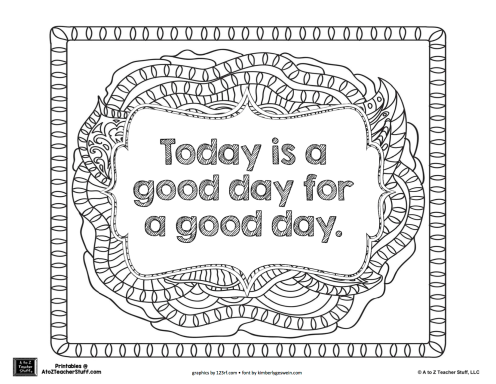 celebrate-picture-books-picture-book-review-today-is-a-good-day-coloring-page
