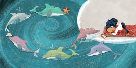 celebrate-picture-books-picture-book-review-zoo-zen-a-yoga-story-for-kids-dolphins