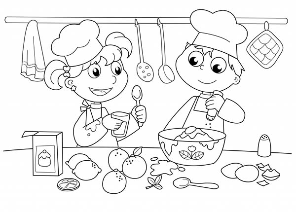 celebrate-pictureb-books-picture-book-review-Kids-Baking-Cake-in-Cooking-Show-Bakery-Coloring-Pages