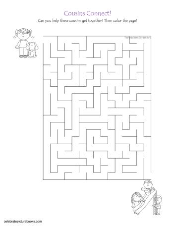 celebrate-picture-books-picture-book-review-cousins-connect-maze