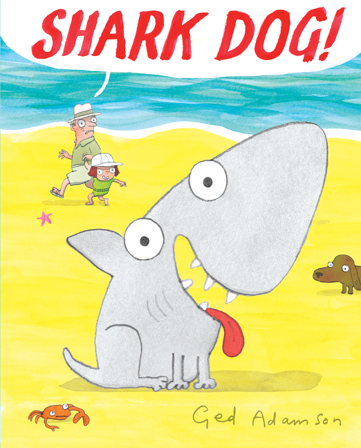 celebrate-picture-books-picture-book-review-shark-dog-cover