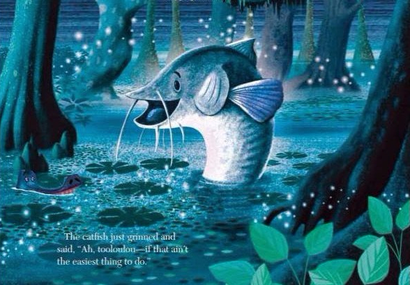 celebrate-picture-books-picture-book-review-a-catfish-tale-catfish