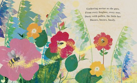 celebrate-picture-books-picture-book-review-bee-a-peek-through-picture-book-nectar