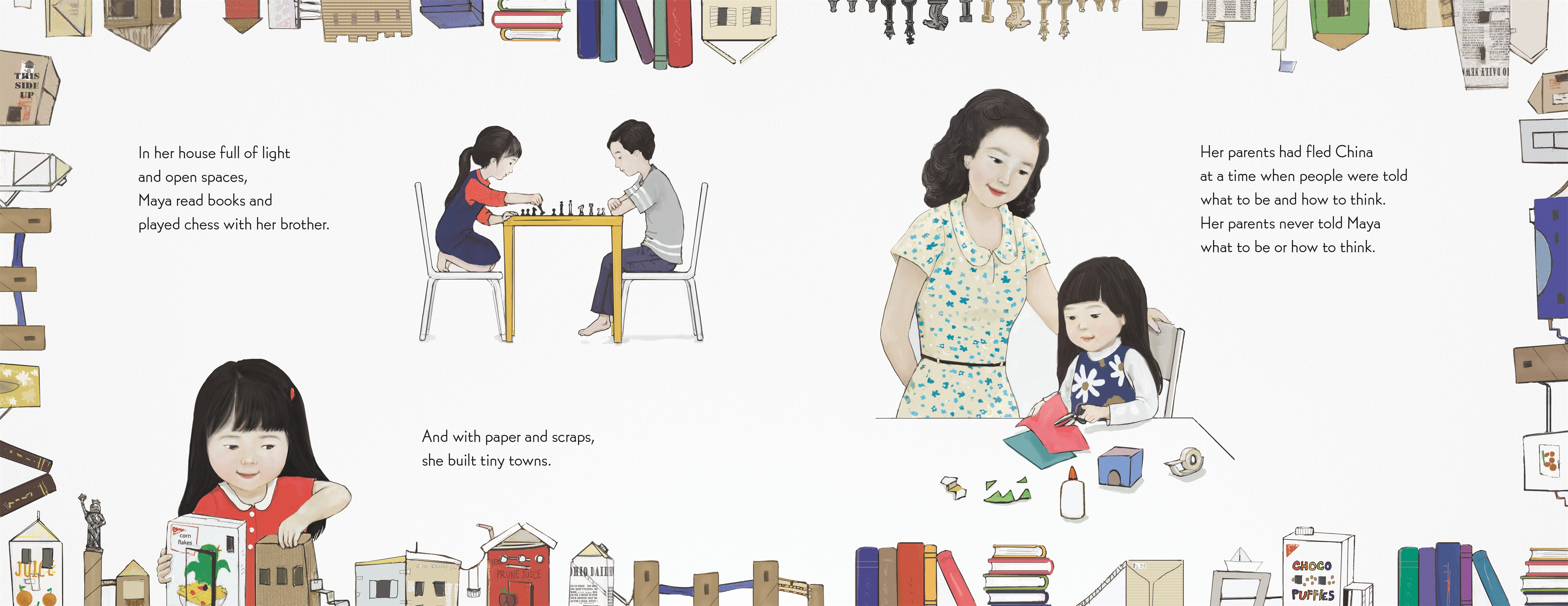 celebrate-picture-books-picture-book-review-maya-lin-artist-architect-of-light-and-lines-as-young-girl