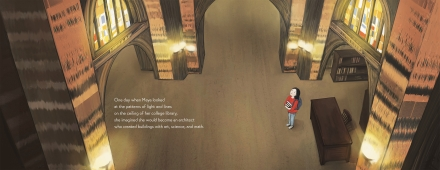 celebrate-picture-books-picture-book-review-maya-lin-artist-architect-of-light-and-lines-library
