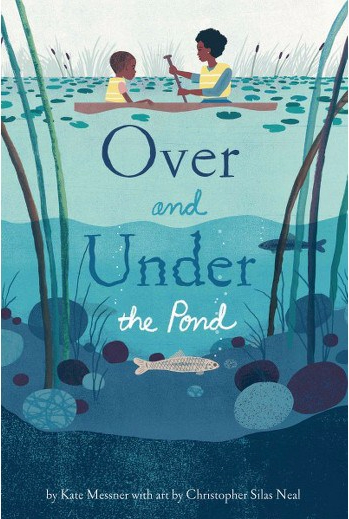 celebrate-picture-books-picture-book-review-over-and-under-the-pond-cover