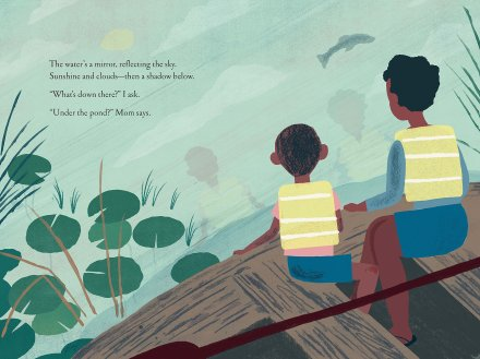 celebrate-picture-books-picture-book-review-over-and-under-the-pond-what's underneath