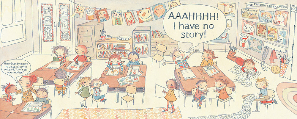 celebrate-picture-books-picture-book-review-ralph-tells-a-story-classroom
