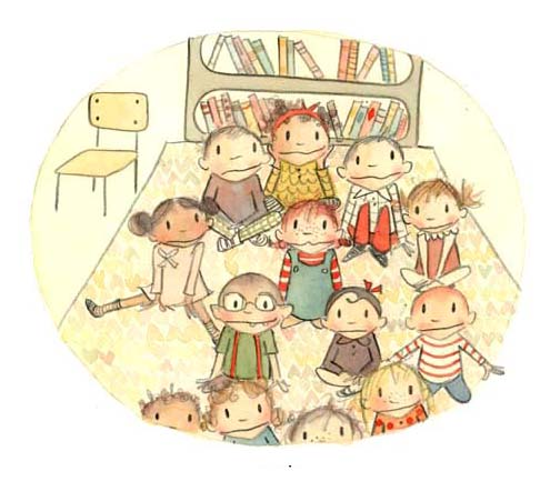 celebrate-picture-books-picture-book-review-ralph-tells-a-story-story-rug
