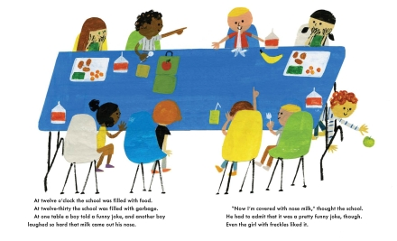 celebrate-picture-books-picture-book-review-school's-first-day-of-school-lunch