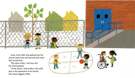 celebrate-picture-books-picture-book-review-school's-first-day-of-school-older-kids