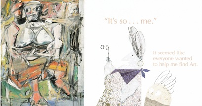 celebrate-picture-books-picture-book-review-seen-art-woman
