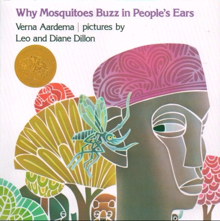 celebrate-picture-books-picture-book-review-why-mosquitoes-buzz-in-people's-ears-cover
