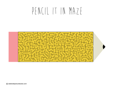 celebrate-picture-books-picture-book-review-pencil-maze