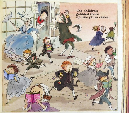 celebrate-picture-books-picture-book-review-balderdash!-john-newbery-and-the-boisterous-birth-of-children's-books-kids-with-books
