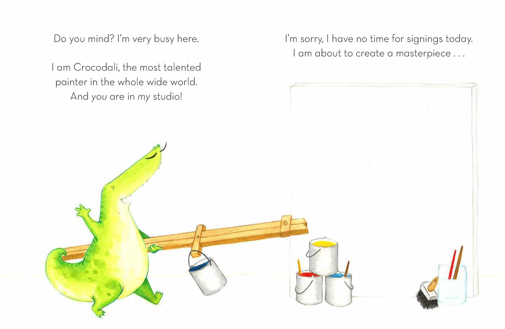 celebrate-picture-books-picture-book-review-crocodali-in-the-studio