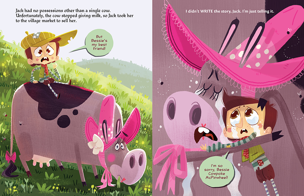 celebrate-picture-books-picture-book-review-it's-not-jack-and-the-beanstalk-selling-bessie