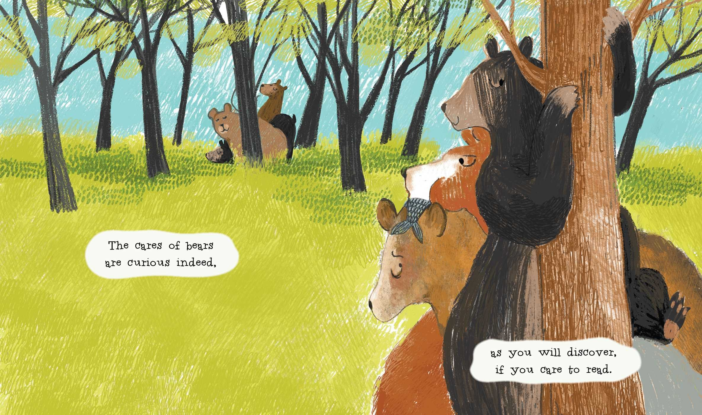 celebrate-picture-books-picture-book-review-the-curious-cares-of-bears-cares